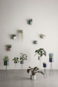 Hexagonal Plant Pot from Ferm Living